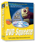 DVD Squeeze - DVD Ripper and DVD Converter Software